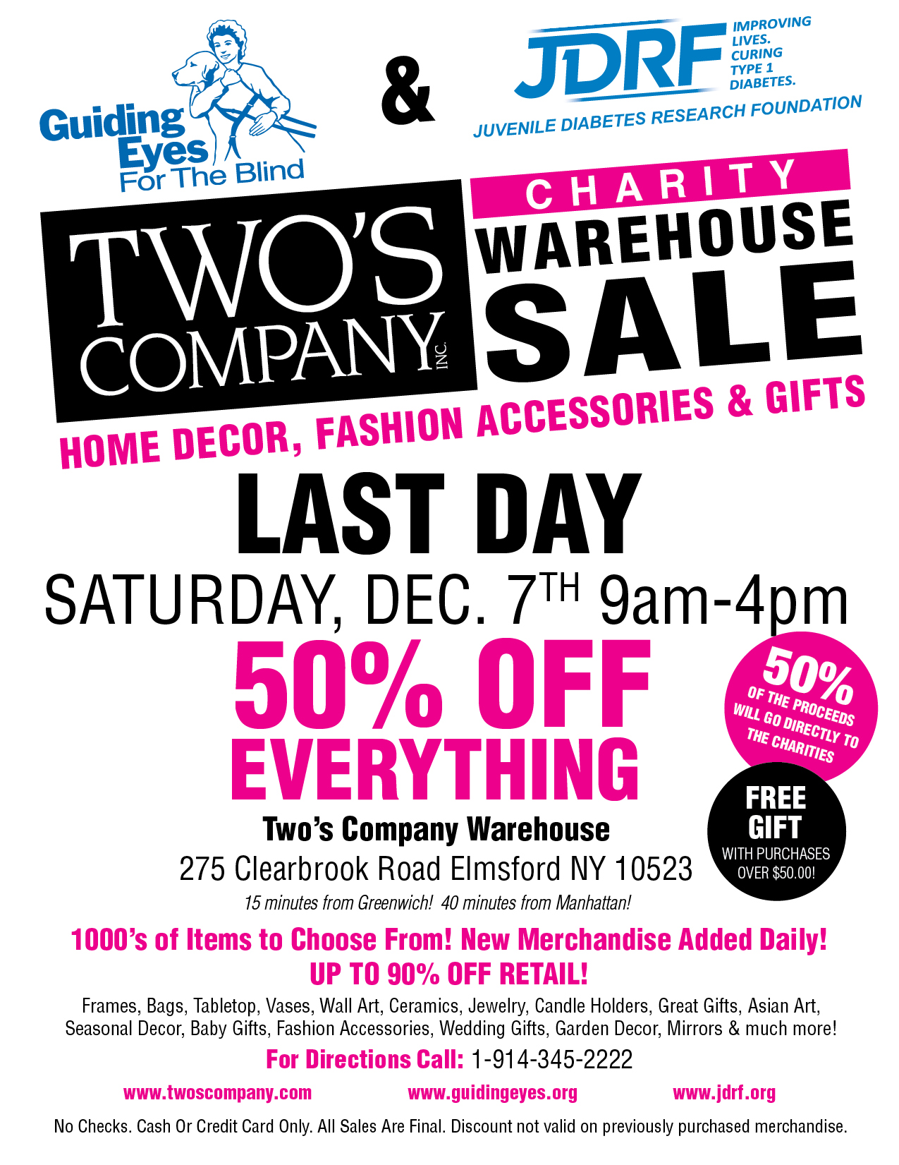 Last Day Sale Large Flyer_2013
