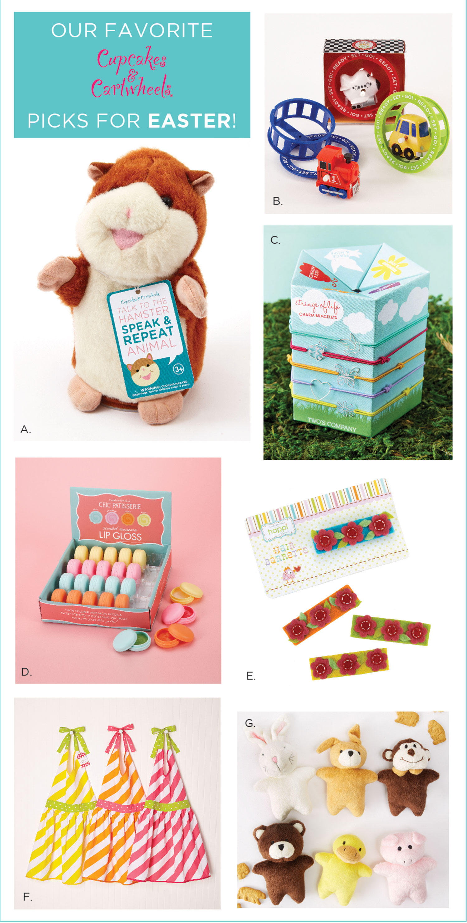 Great easter basket gift ideas wholesale easter gifts negle Images