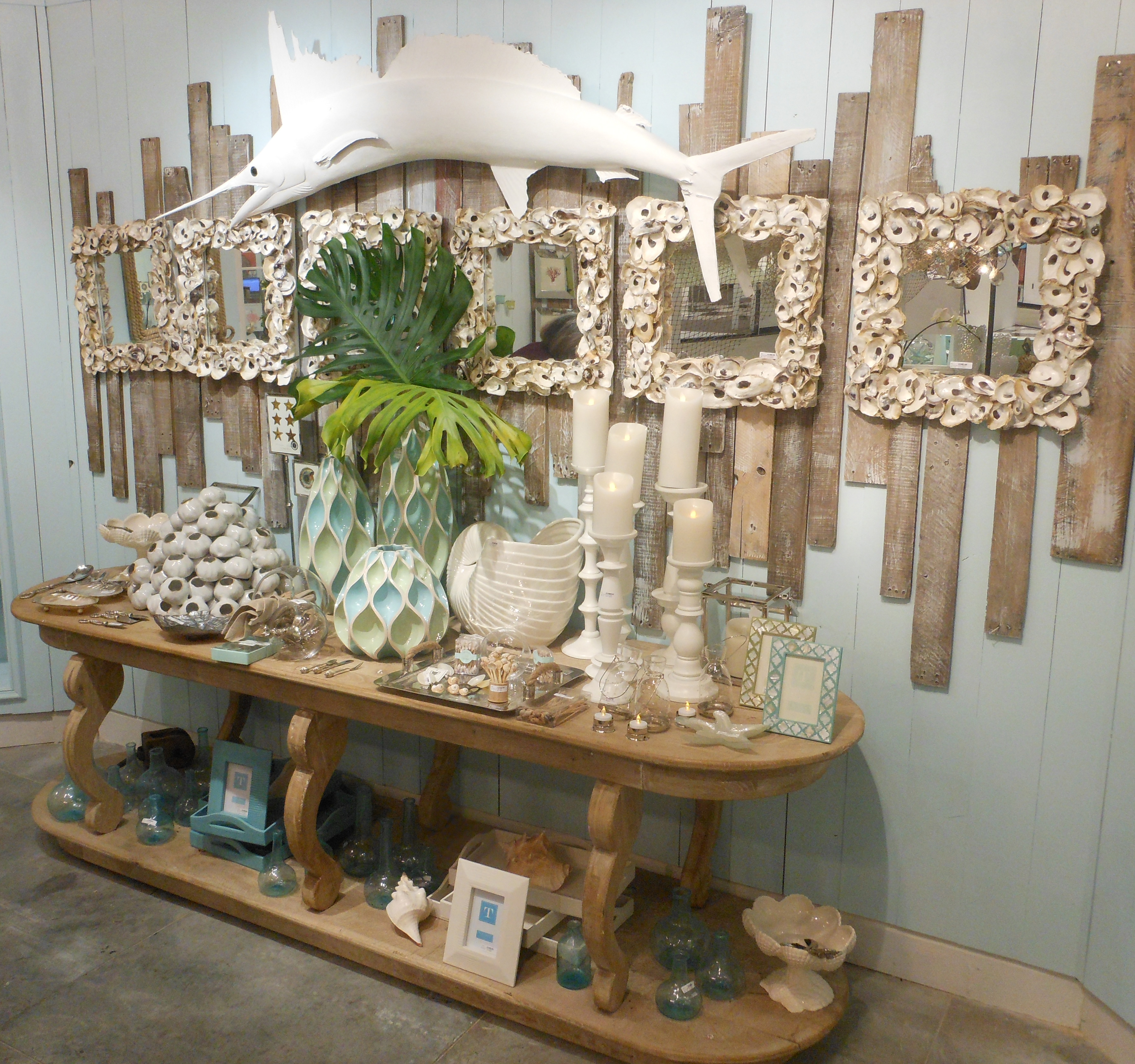 Coastal chic get the look for Home decor uae