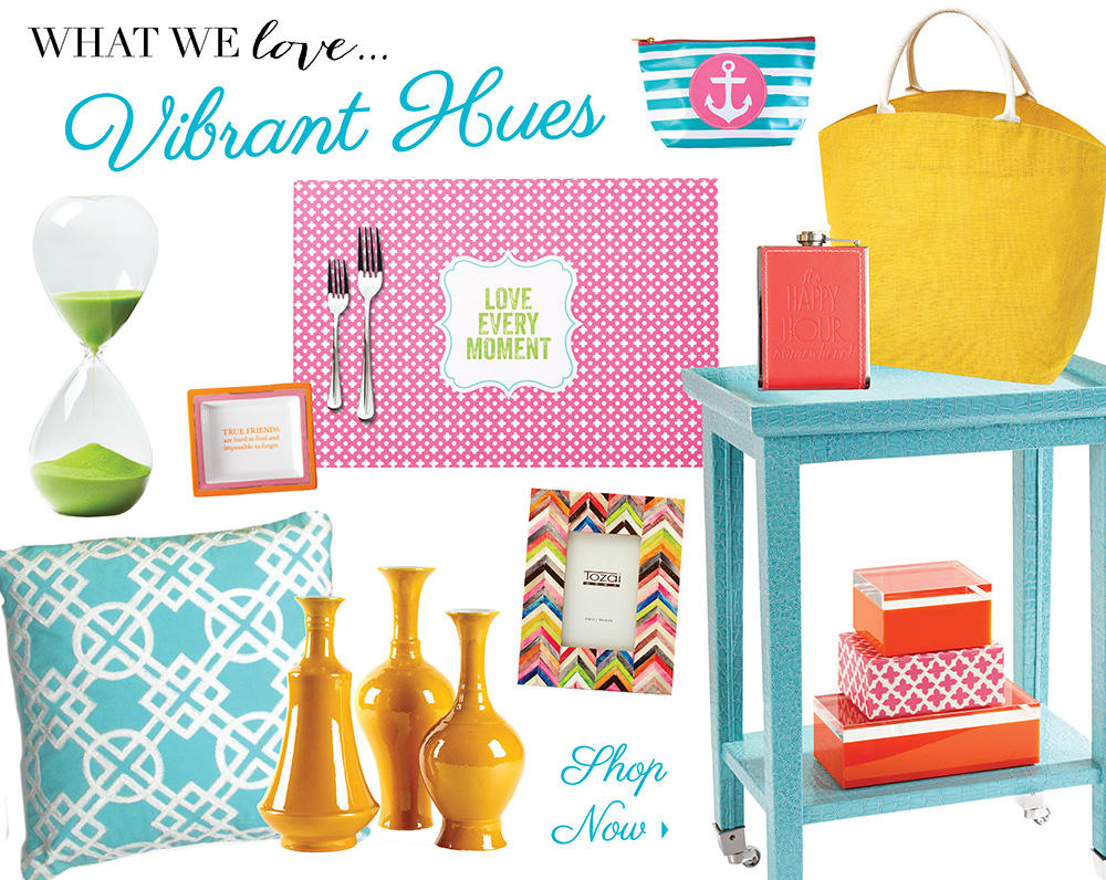 HUES TREND PAGE