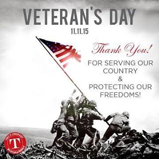 On this veteransday we pause to honor those who puthellip