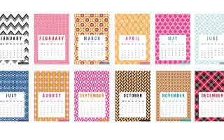Our 2016 Calendar!